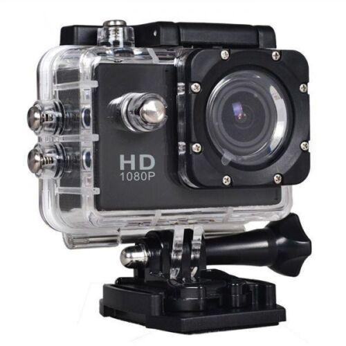 1080p-HD-Sports-go-Action-Camera-pro-Waterproof-helmet-camera-w-bike-mount