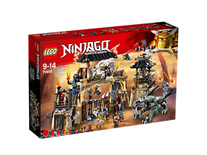 Lego® Ninjago ™ 70655 Dragon Mine Nouveau Ovp_ Dragon Pit Nouveau Misb Nrfb