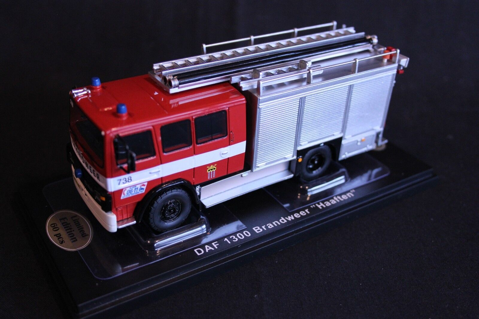 QSP Modell Collection DAF1300 1 50 Brandweer Haaften (NED)