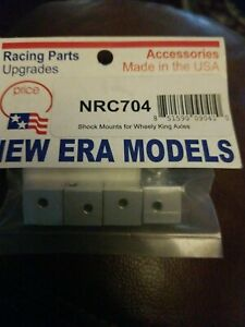 NEW ERA MODELS  REAR TIE OFF LINKS FOR WHEELY KING AXLES
