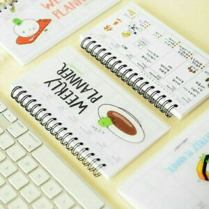 DAILY-PLANNER-WEEKLY-DAY-PLAN-TIME-ORGANIZER-NOTEBOOK-SPIRAL-ALLURIN-F4P6-A3V3