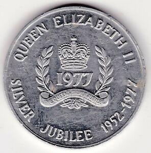 1977 Ontario Queen Elizabeth II Silver Jubilee Commutative Token