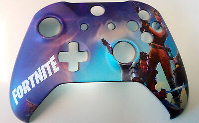 Custom Xbox One S Controller Fortnite Front Shell Matte Finish Ebay