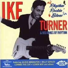 Rhythm Rockin' Blues by Ike Turner & His Kings of Rhythm (CD, Oct-1995, Ace (Label))