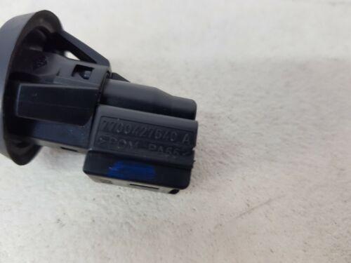 RENAULT CLIO MK2 01-05 3 Porte Porte Avant Contacteur Capteur 7700427640 A