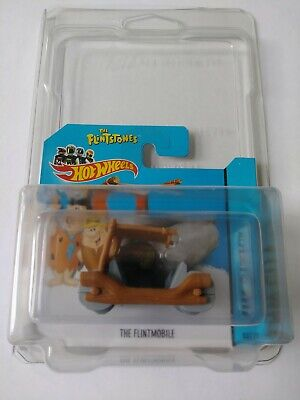 Hot Wheels 2014 The Flintstones Tooned 1 Hw City The Flintmobile 83//250
