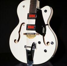 Gretsch G5410t Electromatic Hollow Body SC Rat Rod Matte Vintage White