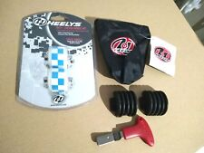 Checks Wheel Kit Collectible Wheels For Fats Styles Only Large Details about  /Heelys 5074