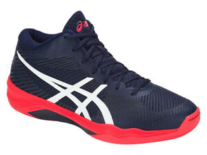 a1525802b asics] VOLLEY ELITE FF MT Peacoat Men's Volleyball Shoes B700N.400 ...