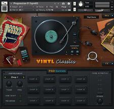 vinyl classics motown edition(kontakt library)