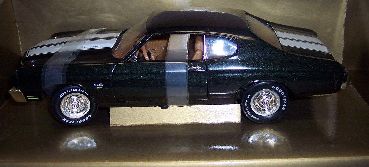 envío gratis Ertl Peachstate 1 18 1970 Chevelle SS 454 ls 6, 6, 6, 1 de 2500, nuevo  venta al por mayor barato