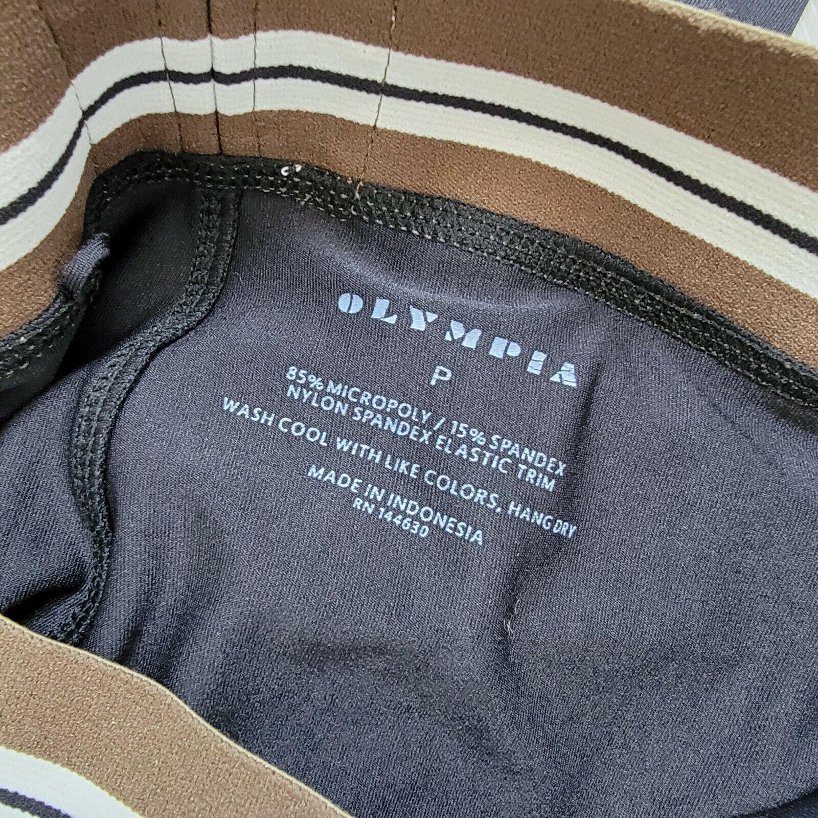 Olympia Activewear AJAX Full Lenght Black Jet Leg… - image 7