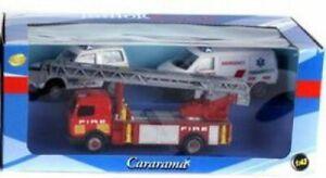 junior rescue cararama set car