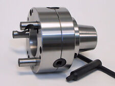 5C Collet Chuck with Integral D1 - 4 Cam Lock Mount