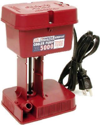 3 ea Dial 1095 10000 CFM Econ Offset Evaporative Swamp Cooler Pumps for Champion
