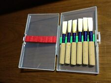 6 Protégé Oboe Reeds and Free Reedcase!