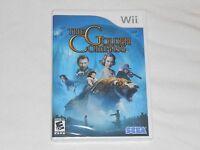 The Golden Compass Nintendo Wii Game Factory Sealed Us Version Sega Goldan