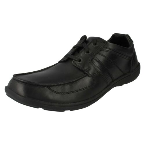 Mens Smart lavoro da pelle scarpe formali nera in Up Bradley Lace Star Clarks 5nPFYTwxpq