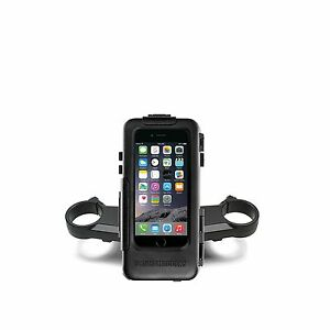 KFZ-adaptador de carga para Apple iPhone 6 Brodit 521662 Soporte dispositivos activamente a USB incl