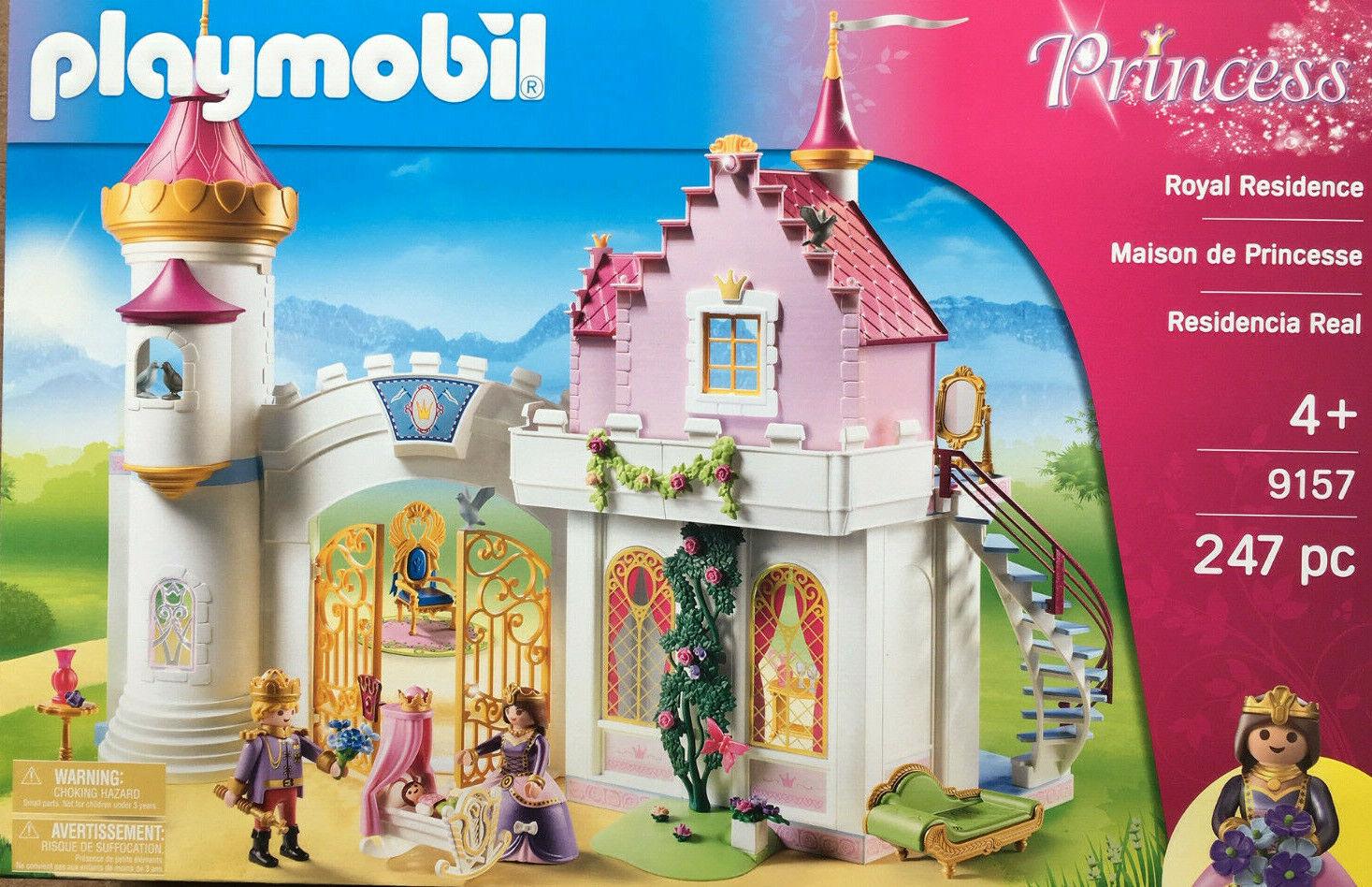 Playmobil 9157 Royal Residence   Königsschloss Prinzessin Schloß NEU OVP