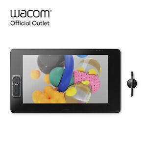 Reformado-Wacom-Cintiq-Pro-24-pantalla-de-pluma-creativa-4K-monitor-de-dibujo-UHD