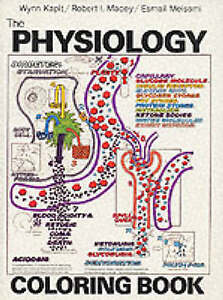 The Physiology Coloring Book by Esmail Meisami, W. Kapit, Robert ...