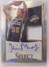 2012-13 Panini Select Kevin Murphy SP Prizm Jersey Autograph Rookie # 79 / 199