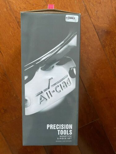 All-Clad Precision Nonstick Utensil Heavy-gauge stainless steel-handle SEALED