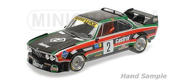 BMW 3.0 CSL -Luigi- De Wael De Fierlant .. - 1st Nürburgring 1976  2 -Minichamps