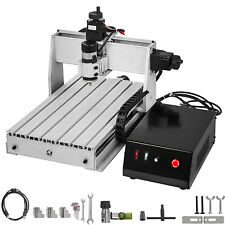 3 Axis Cnc 3040 Router Er11 Usb 500w 3d Milling Drilling Cutter Woodpvc 110v