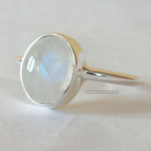 Moonstone-Ring-925-Sterling-Silver-Band-Ring-Jewelry-Handmade-All-Size-x-03