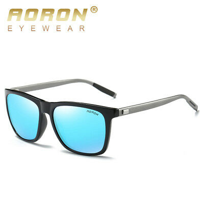 AORON Men Women Polarized Driving Sunglasses Vintage Eyewear Unisex Travel