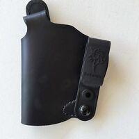 Desantis Dual Carry Ii Iwb / Belt Holster Charter Arms Undercover 2″ Black Le...