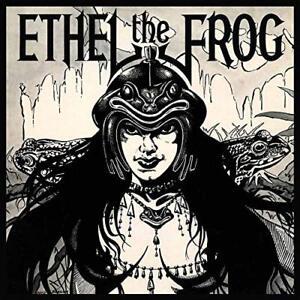 ETHEL-THE-FROG-ETHEL-THE-FROG-SILVER-VINYL-POSTER-VINYL-LP-NEU