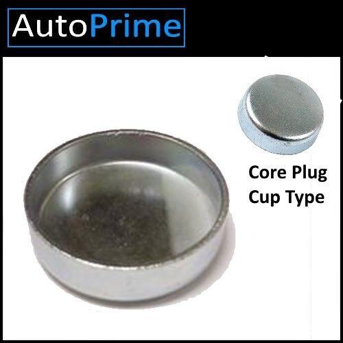 28mm COPPA TIPO MOTORE Core Plug-ACCIAIO ZINCATO