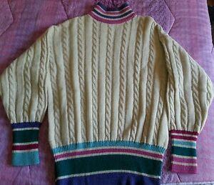 Lotto-281-maglia-maglione-uomo-enrico-coveri-mis-40-spalle-58-60-cm