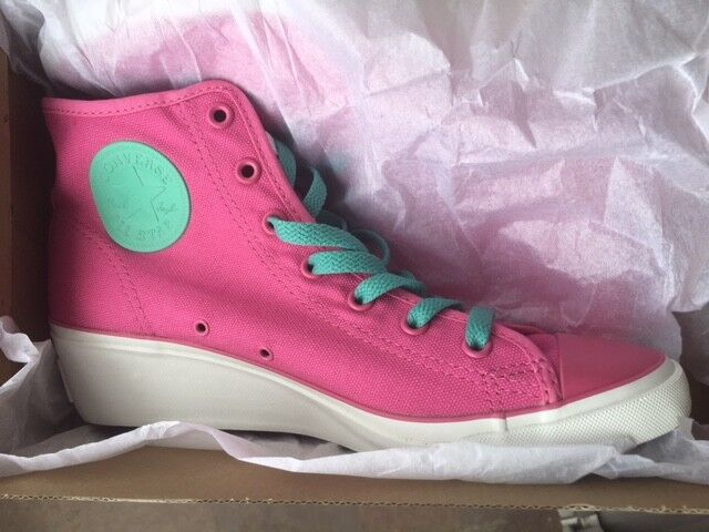 Converse Cons Chucks High CT HI-Ness Hi Neu Rose Pink Gr:38 538640F Chuck New