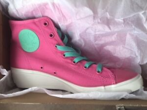 Gr Neu Pink Chucks High Ct Rose 38 ness Hi New 538640f Chuck Hi Cons Converse 40qpwzxvp