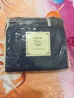 Noble Excellence Villa Milano King Bedskirt Bed Skirt Blu-kbdskt
