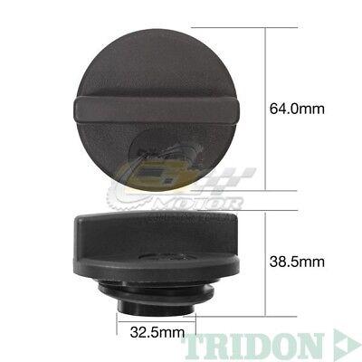 TRIDON New Oil Cap For Nissan Navara FGD21 D21 Diesel