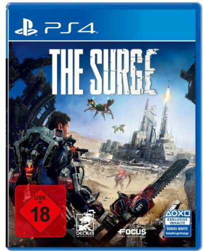 1 von 1 - The Surge (Sony PlayStation 4, 2017) PS4