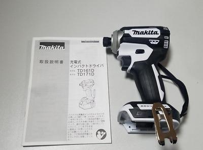 2018 New Model TD171DZ Black MAKITA impact driver 18V body only No Battery