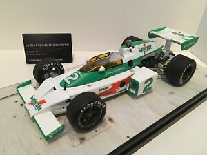 Carrousel 1:18 - Mclaren M16 1975 Indy 500 Gagnant # 2 / Rutherford # 4803