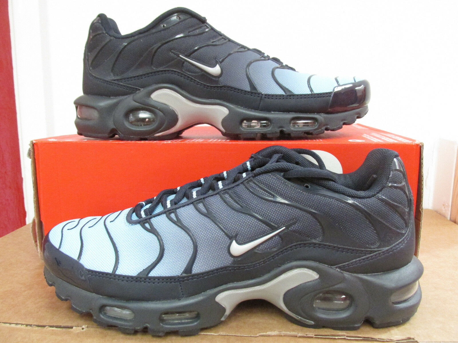 Nike mens air max plus 604133 424 trainers shoes sneakers CLEARANCE