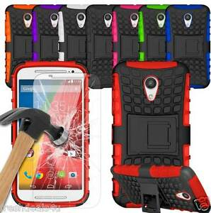 HEAVY-DUTY-TOUGH-SHOCKPROOF-HARD-CASE-COVER-TEMPERED-GLASS-FOR-MOBILE-PHONES