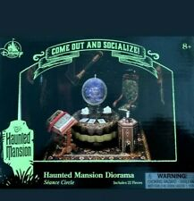 Disney Parks HAUNTED MANSION Diorama Madame Leota Seance Circle Miniature Scene