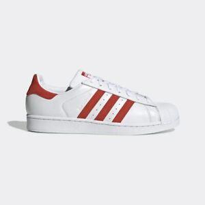 adidas original red shoes