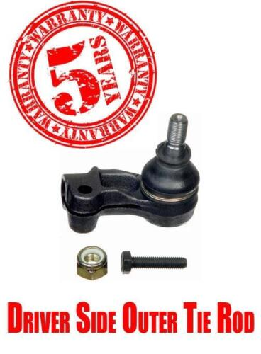 Brand New Front Left Outer Tie Rod for Saab 9-3 1999-2003 /& 900 1994-1998