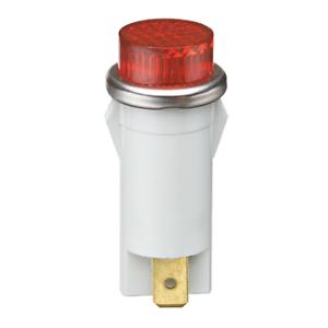 125V Red Raised Ideal 777111 Indicator Light