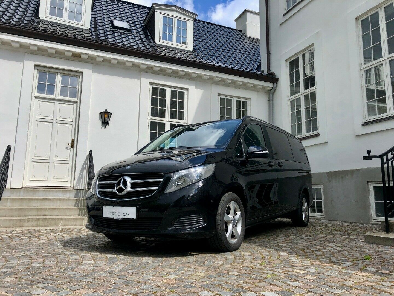 Mercedes V220 d 2,2 Avantgarde aut. lang